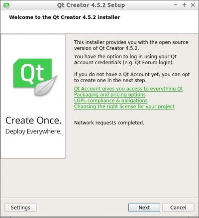Build Qt