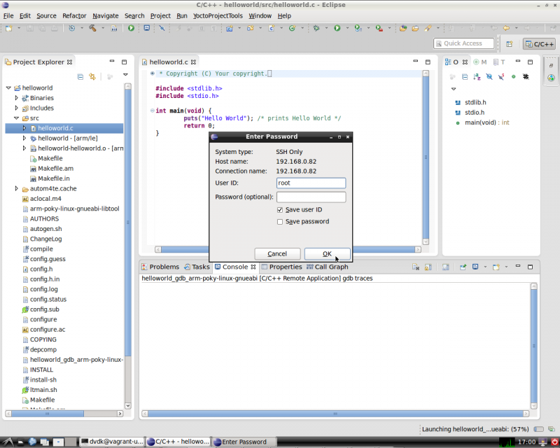 Debugging with Eclipse (MVM) - DAVE Developer's Wiki
